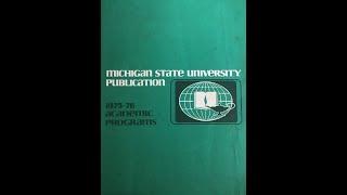 ミシガン州立大学MBAの思い出