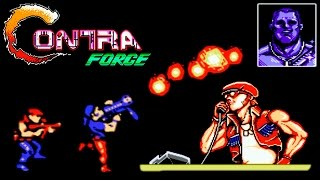 Contra Force (Super Contra 6) прохождение (NES, Famicom, Dendy).mp3