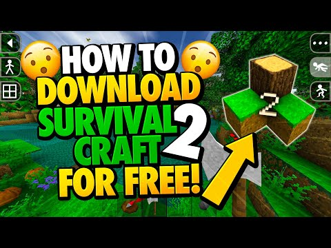 Survivalcraft 2 Download - How To Download Survivalcraft 2 For Free - Android & IOS