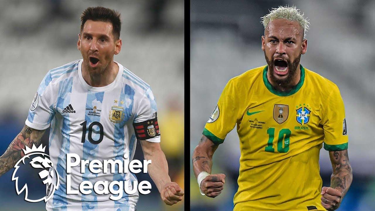 Copa America final preview: Brazil v. Argentina | Pro Soccer Talk | NBC Sports