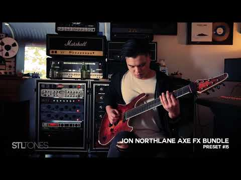 Ryan Siew - STL Tones Axe Fx Preset Playthrough
