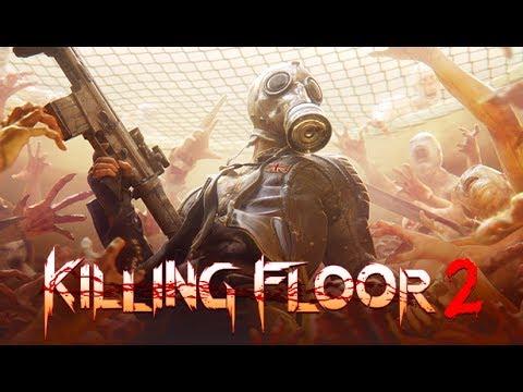 Killing Floor 2  Feed The Need To Slay Zedz  [Ps4Pro]