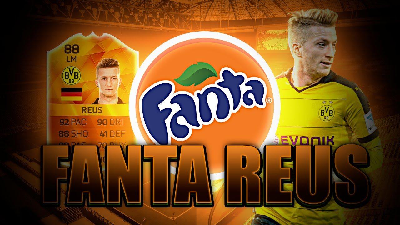 edb52c6b2 OMG FANTA MOTM REUS AND THE FANTA BOOTS! FIFA 16 ULTIMATE TEAM - YouTube