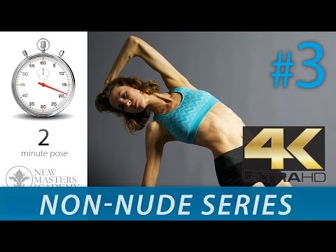 Model Poses (Non Nude) Daily Life Drawing Session Figure Reference Images #3 In Ultra HD 4K