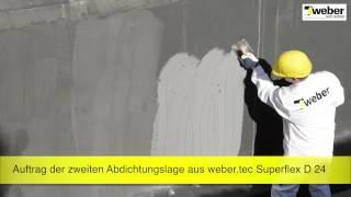 weber.tec Superflex D 24