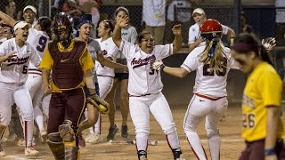 Top 12 Plays of the Year: Softball