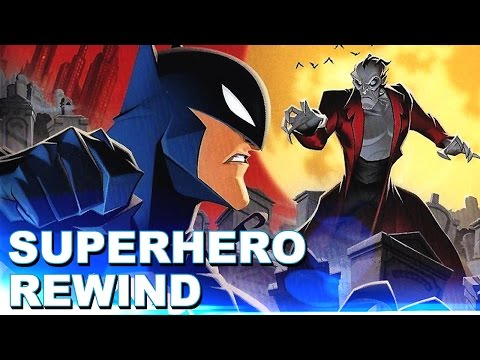 Superhero Rewind: The Batman VS Dracula Review