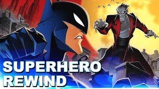 Superhero Rewind: The Batman VS Dracula Review