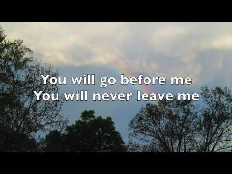 I Am Not Alone- Kari Jobe cover (with lyrics)