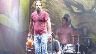 """Redneck Punk & Lumberjack"" Jackyl@Rock Carnival Lakewood, NJ 10/1/16"