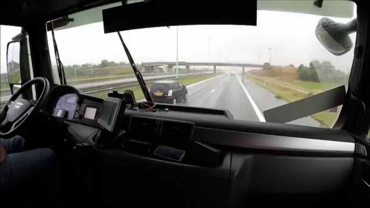 Routiers de france la route vue de l 39 interieur youtube for France interieur