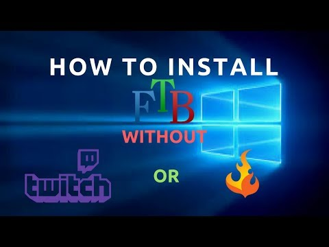 How to Install FTB Without Twitch or Curse Launcher | Legacy
