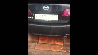 Mazda 6 троит