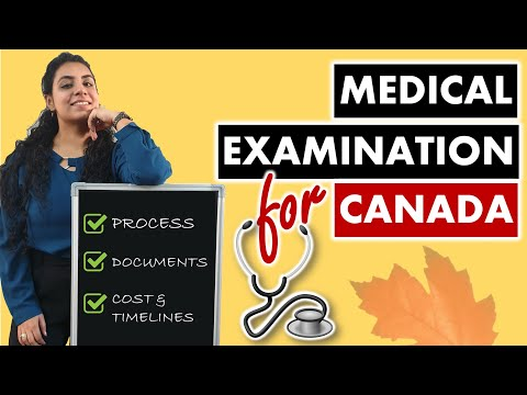 Medical Exam For Canada PR | List Of Tests & Important Tips