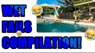 Wet Fails Compilation | May 2017 ||UrDailyGiggle||