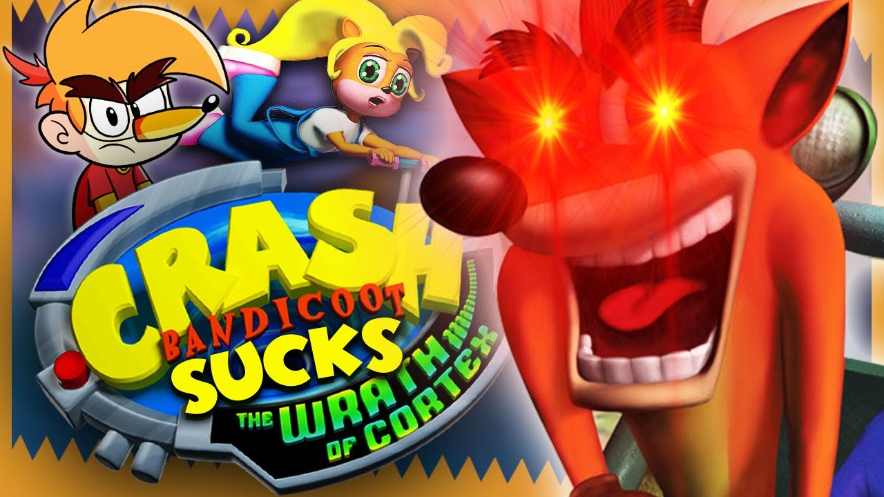 Remember The REAL Crash Bandicoot 4?
