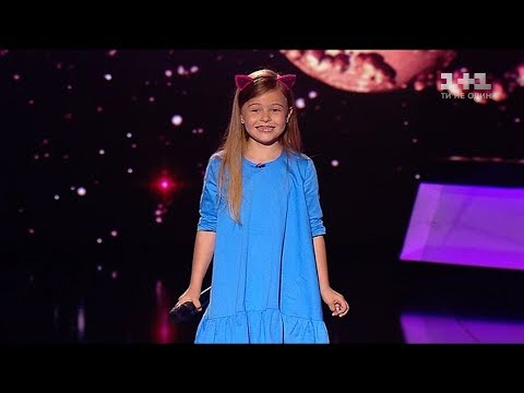 Maria Polischuk  'History repeating' – Blind Audition – Voice.Kids – season 4