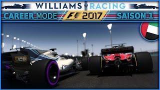 F1 2017 Mode Carrière [FR] PART 20 - FINIR EN BEAUTÉ