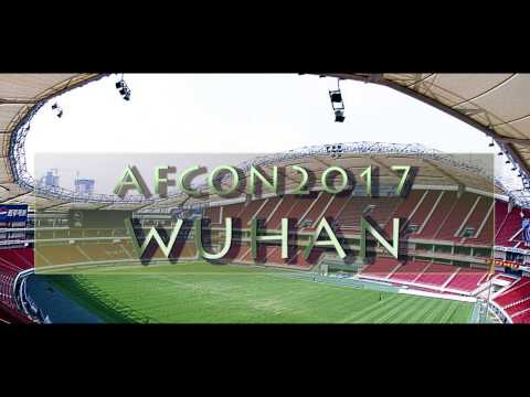 Wuhan AFCON 2017, China - Group Stage Video report by Zion Media