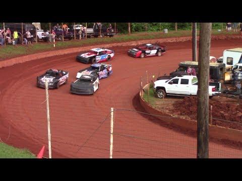 Winder Barrow Speedway Modified Street Feature Race 6/24/17