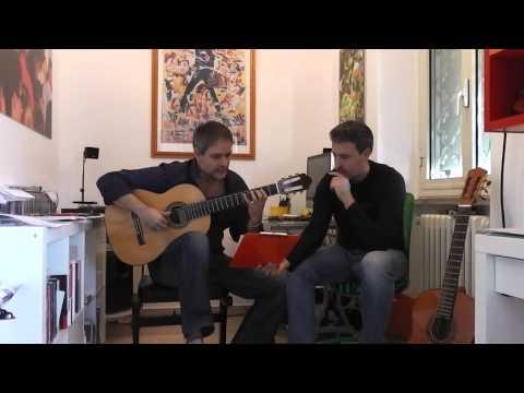Gabriele Curciotti: lo studio delle scale: approccio tecnico-musicale