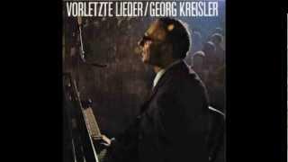 Georg Kreisler - Die Chinesen - Vorletzte Lieder