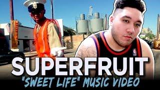 Superfruit - SWEET LIFE REACTION!!!