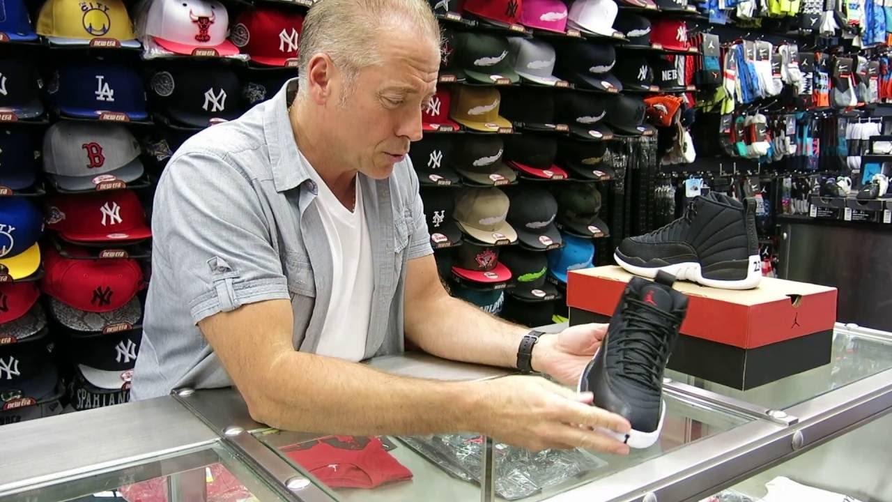 buy popular 025ee d42bf Nike Air Jordan Retro 12 XII
