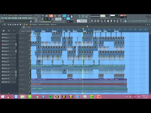 Hornet La Frappe - Mon Ex [Instrumental +FLP ]