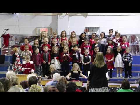 Salem County Christian Academy Christmas Concert 2016