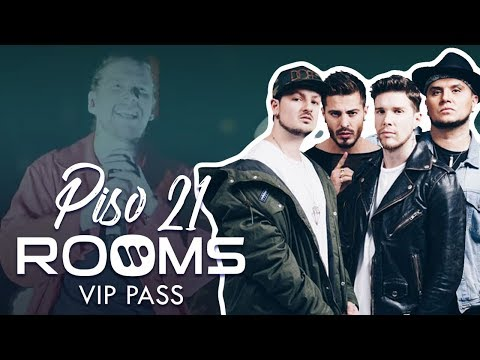 ROOMS VIP PASS: PISO 21 FIESTA DE LANZAMIENTO UBUNTU TBT