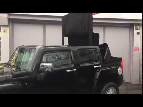 Hummer H3 3 5 Cabriolet