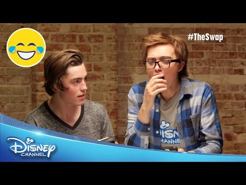 The Swap | Peyton List Prank | Official Disney Channel US