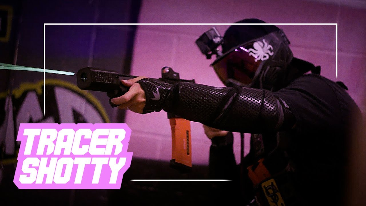Tracer Shotgun CQB Gameplay