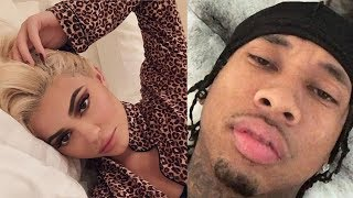 Kylie Jenner REACTS To Lindsay Lohan THIRSTING For Tyga!
