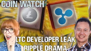 LTC developers and XRP drama: Coin watch with Paul Puey