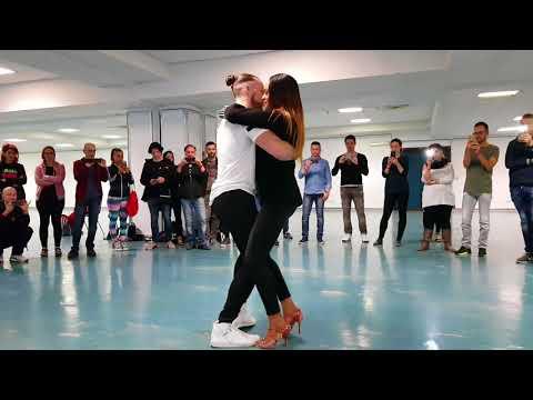 Isabelle & Felicien @ Fusion Kizomba Roma 2018