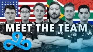 Meet the new Cloud9 CS:GO Roster! | Cloud9 Roundtable Discussion