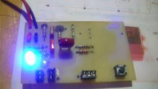 Тестер для проверки оптронов PC817 и TL431