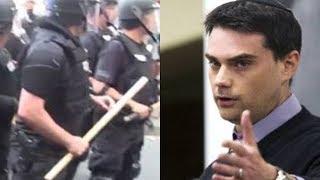 Leftist Police THREATENS To Arrest Ben Shapiro, Watch How He Responds