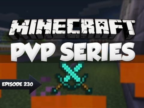 Minecraft PvP Series: Episode 230 - TRAPPED!