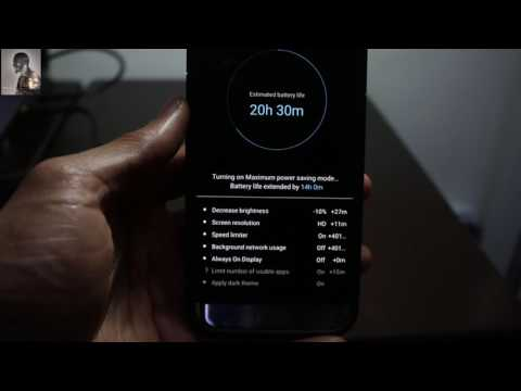 Ultra Power Saving Mode Tutorial | Android 7.0 Nougat (Touchwiz)