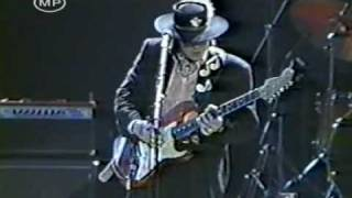 Stevie Ray Vaughan - Love struck baby / Rude mood 3/25/87