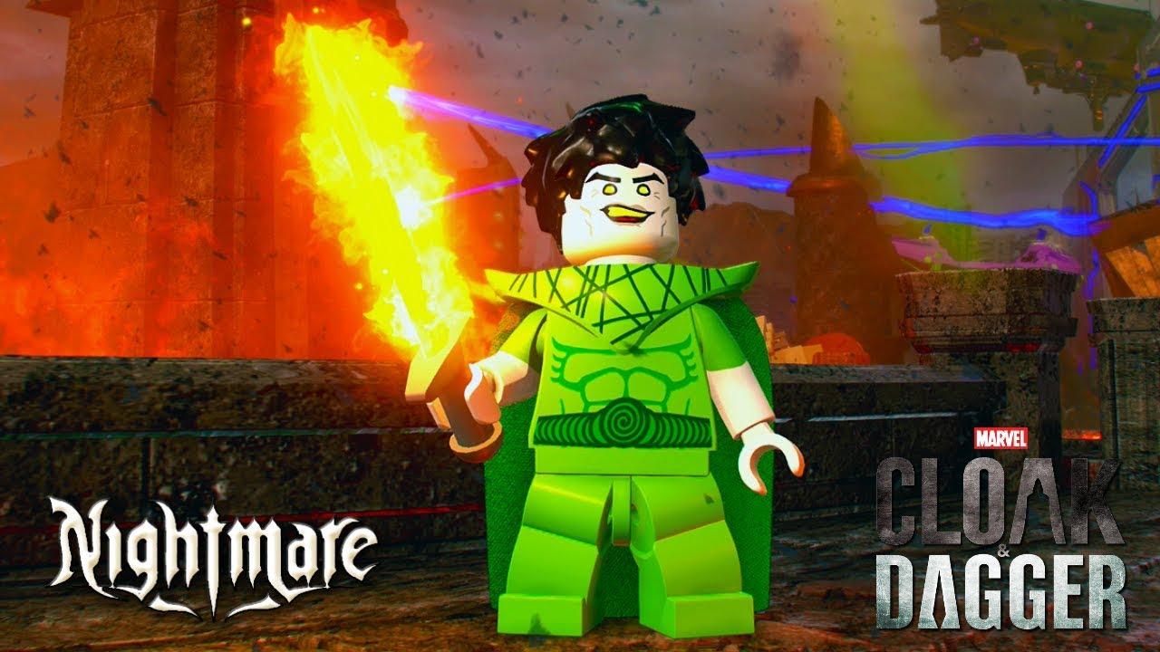 lego marvel super heroes 2 nightmare free roam gameplay