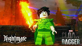 LEGO Marvel Super Heroes 2 - Nightmare Free Roam Gameplay (Cloak And Dagger DLC)