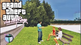 Grand Theft Auto 4: Vice City RAGE - No Police Cheat Trainer Mod (Gameplay)