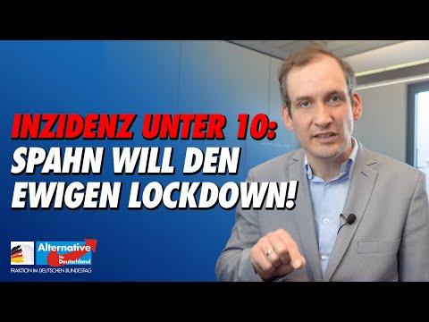 10er Inzidenz: Spahn will den ewigen Lockdown