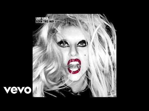 Lady Gaga  Marry The Night Audio