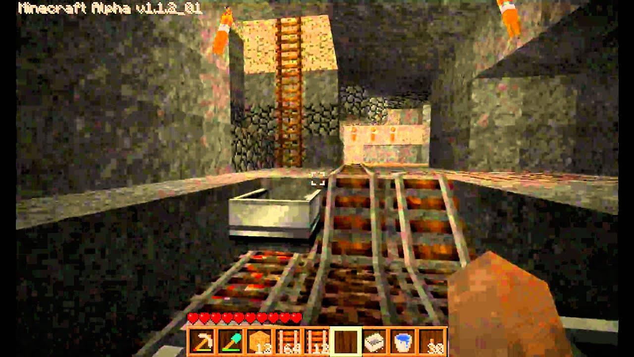minecraft ftb how to find mineshaft