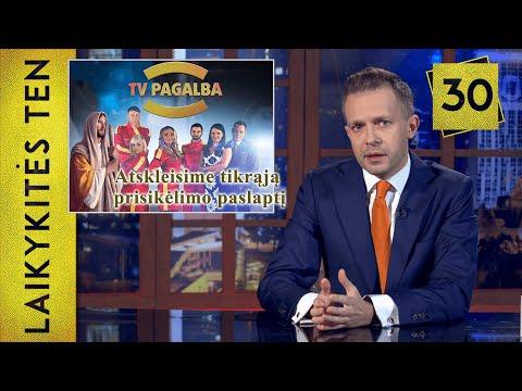 Ar lietuviai geri katalikai? || Laikykitės ten su Andriumi Tapinu || S03E30